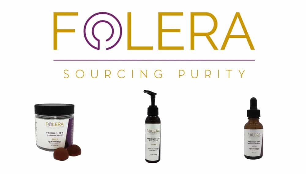 Folera CBD Products