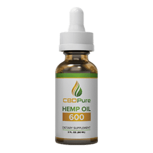CBDPure Full Spectrum Hemp CBD Oil