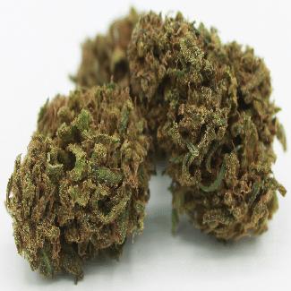 Hulk Hemp CBD Flower Strain